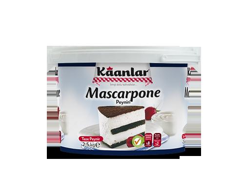 MASCARPONE CHEESE 2.5KG