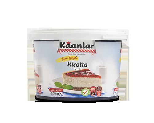 RICOTTA 2.5KG