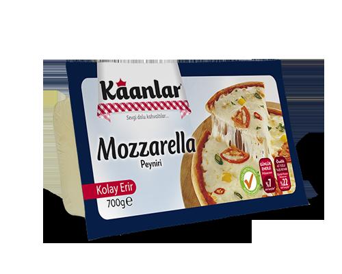 Blok Mozzarella Peyniri Kaanlar Gıda