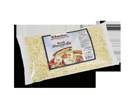 Rende Mozzarella Peyniri Kaanlar Gıda