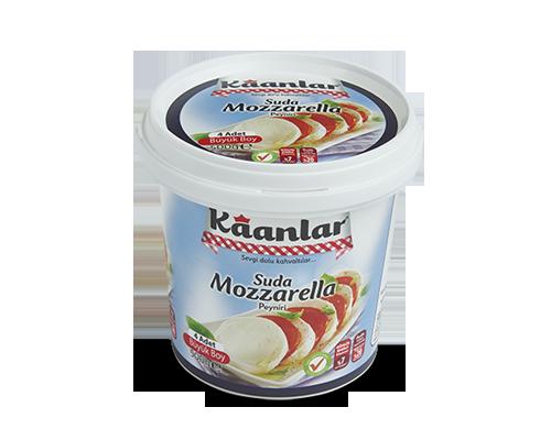 Suda Mozzarella Peyniri Kaanlar Gıda