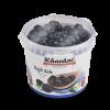 Sofralık Doğal Salamura Yağlı Siyah Zeytin 1.5KG